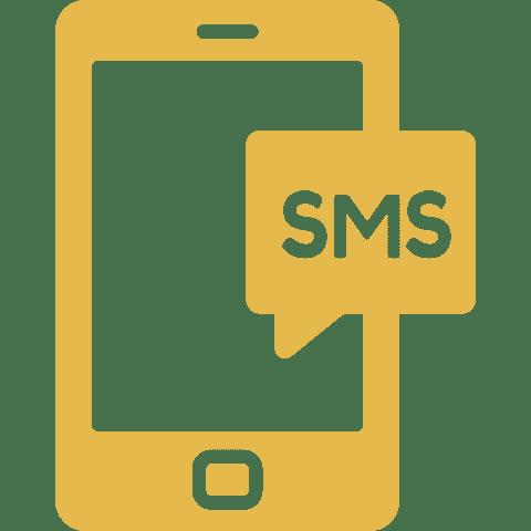 ติดต่อเรา cellphone-sms