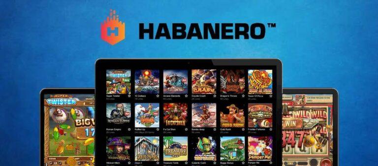 Habanero คาสิโนอันดับ 1 มีแจ็คพอตและโบนัส ให้ลุ้นรวยได้ตลอด