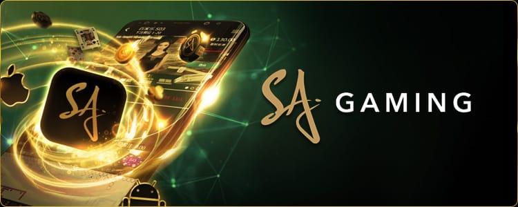 SA gaming เอสเอ เกมมิ่ง เว็บคาสิโนอันดับ 1 เล่นง่ายได้จริง