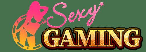 Sexy gaming logo
