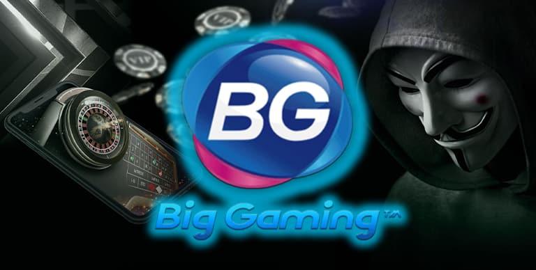 Big Gaming bg-สูตรบาคาร่าออนไลรน์